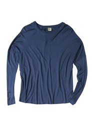 Bench Synonyms Long Sleeve Top Blue