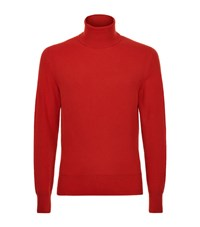 Tom Ford Cashmere Roll Neck Sweater Male