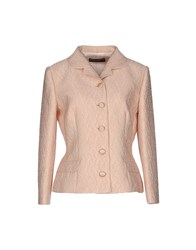 Dolce And Gabbana Suits And Jackets Blazers Women Light Pink