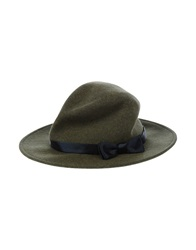 People Hats Military Green