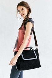 Silence And Noise Edie Tote Bag Black