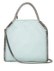 Stella Mccartney Falabella Small Cross Body Bag Light Blue