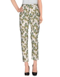 So Nice Trousers Casual Trousers Women Ivory
