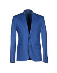 Marc By Marc Jacobs Blazers Blue