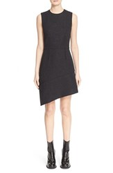 Carven Women's Asymmetrical Hem Dress