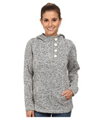Columbia Darling Days Pullover Hoodie Sea Salt Heather Women's Sweatshirt White