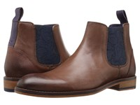 Ted Baker Camroon 4 Brown Leather Men's Pull On Boots