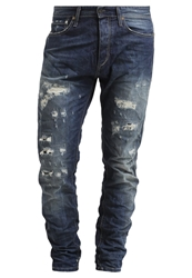 Jack And Jones Jack And Jones Jjvcerik Relaxed Fit Jeans Blue Denim