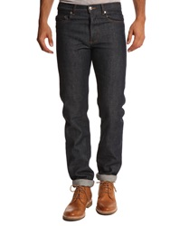 A.P.C. New Standard Dark Blue Jeans