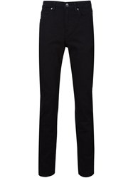 Levi's Made And Crafted Skinny Jeans Black