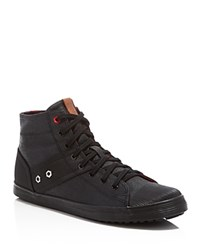 Ben Sherman Alden High Top Sneakers Compare At 95 Black