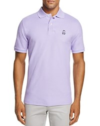 Psycho Bunny Classic Fit Polo Pansy Purple