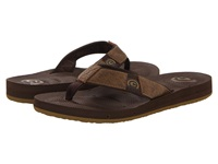 Cobian Draino Chocolate Men's Sandals Brown