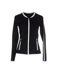 Dirk Bikkembergs Sport Couture Coats And Jackets Jackets Women Black