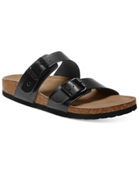 Madden Girl Madden Girl Brando Footbed Sandals Women's Shoes Black