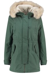 Gap Parka Cucumber Peel Light Green