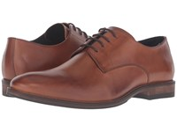 Dune Brummie Tan Leather Men's Lace Up Casual Shoes