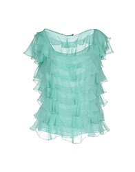 Ralph Lauren Shirts Blouses Women Light Green
