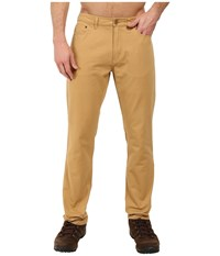 United By Blue Dominion Twill Pants Tan 1 Men's Casual Pants Khaki