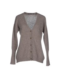 Private Lives Knitwear Cardigans Women Khaki