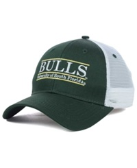 Game South Florida Bulls Mesh Bar Cap Forestgreen White