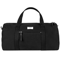 Sandqvist Sonny Ground Gym Bag Black