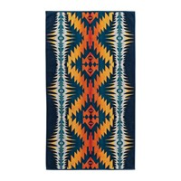 Pendleton Oversized Jacquard Towel Night Dance
