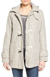 Women's Rhythm 'Capetown' Tweed Toggle Coat