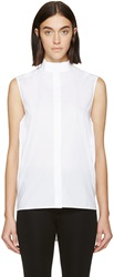 Paco Rabanne White Sleeveless Tunic