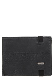Billabong Locked Wallet Charcoal Grey