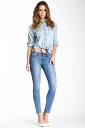 Rich And Skinny Tuxedo Skinny Jean Blue