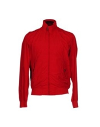 Gas Jeans Gas Jackets Red