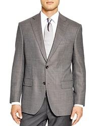 Jack Victor Loro Piana Multi Tick Classic Fit Sport Coat