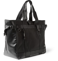 Porter Yoshida Kaban Heat Canvas Tote Bag Mr Porter