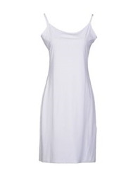 Almeria Short Dresses White