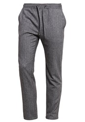 Native Youth Meteor Trousers Grey Mottled Grey