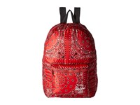Herschel Packable Daypack Red Bandana Backpack Bags