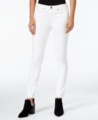Rachel Rachel Roy Icon Skinny White Wash Jeans