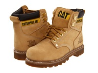 Caterpillar 2Nd Shift Honey Men's Work Boots Tan