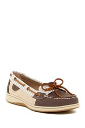 Sperry Angelfish Striped Boat Shoe Wide Width Available Multi
