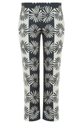 Issa Marion Printed Silk Pant