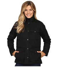 Fjall Raven Winter Jacket Black Women's Coat