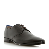 Oliver Sweeney Morsang Lace Up Gibson Shoes Black