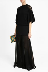 Elie Saab Women S Long Skirt Boutique1 Black