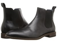 Gordon Rush Moore Black Men's Boots