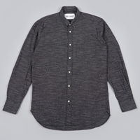 Our Legacy Generation Shirt Black Waffle
