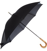 Fulton Commissioner Black Umbrella