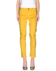 Dl1961 Trousers Casual Trousers Women Yellow