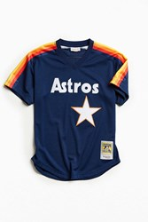 Mitchell And Ness Houston Astros Jersey Navy