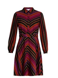 Diane Von Furstenberg Chrissie Dress Multi